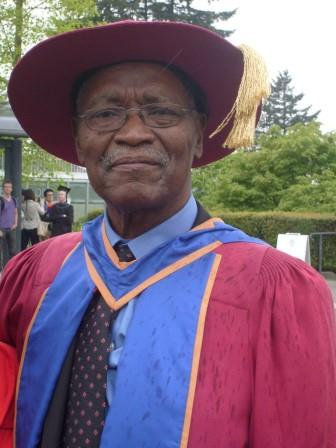 Professor Godwin Eni: Celebrating the 1st Nigerian BSc Physiotherapy Graduate