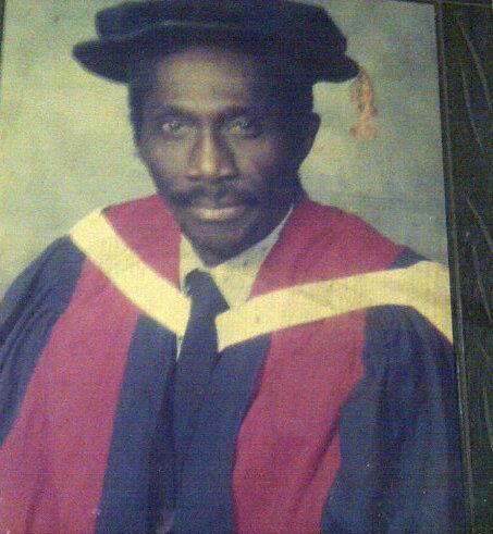 Professor Vincent Babatunde Chukuemeka Nwuga